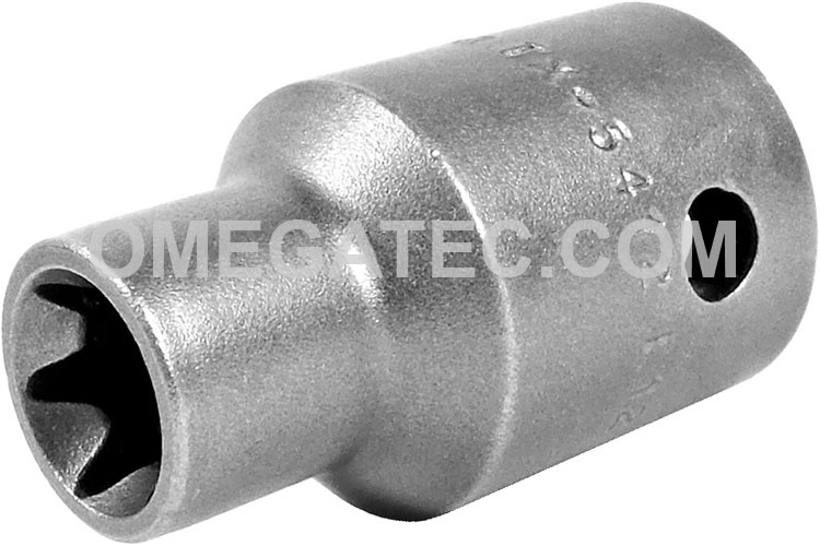 TX-5412 Apex E-12 Thin Wall Torx Socket, For External