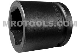 APEX 28MM15 28mm Standard Impact Socket, 1/2'' Square Drive