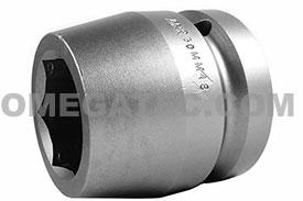 30MM48 Apex 30mm Metric Standard Socket, 1'' Square Drive