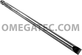 325-4X Apex 1/4'' Slotted Power Drive Bits