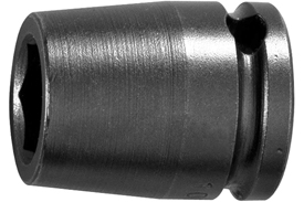 38MM38 Apex 38mm Long Socket, 1'' Square Drive