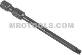 49-A-15IPX 1/4'' Apex Brand Torx Plus #15 Power Drive Bits