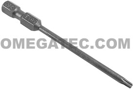 49-A-TX-09 1/4'' Apex Brand Torx Power Drive Bits