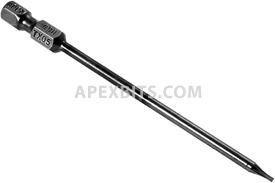49-B-TX-05 1/4'' Apex Brand Torx Power Drive Bits