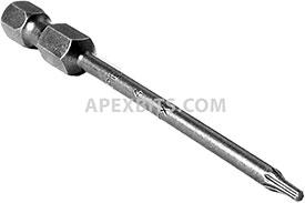 49-B-TX-06 1/4'' Apex Brand Torx Power Drive Bits
