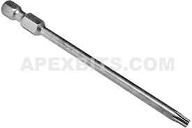 49-B-TX-15 1/4'' Apex Brand Torx Power Drive Bits