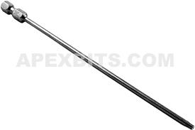 49-C-TX-09 1/4'' Apex Brand Torx Power Drive Bits