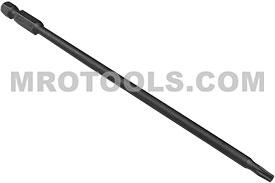 49-C-TX-10 1/4'' Apex Brand Torx Power Drive Bits