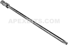 49-C-TX-15 1/4'' Apex Brand Torx Power Drive Bits
