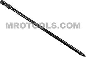 491-12X Apex 1/4'' Phillips #1 Hex Power Drive Bits