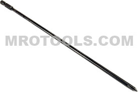 491-9X 1/4'' Apex Brand Phillips Head #1 Power Drive Bits