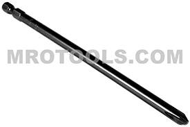 APEX 492-CC-27X #2 Phillips Power Drive Bits, 1/4'' Hex Drive