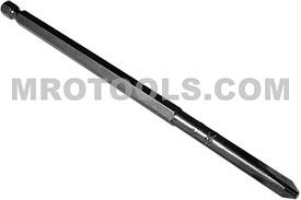 492-CX 1/4'' Apex Brand Phillips Head #2 Power Drive Bits