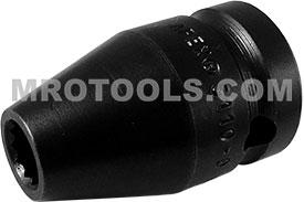 APEX 5110-D 5/16'' Standard Impact Socket, 1/2'' Square Drive
