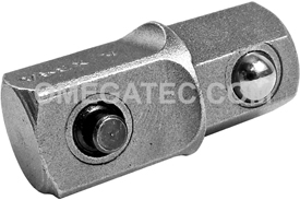 A-3-10MM 3/8'' Apex Brand Socket And Ratchet Wrench Adapter, Metric