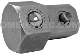 A-5-18MM 1/2'' Apex Brand Socket And Ratchet Wrench Adapter, Metric
