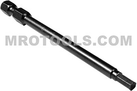 AM-04-35 1/4'' Apex Brand Socket Head (Hex-Allen) Power Drive Bits