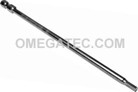 APEX AM-04-6 1/8'' Socket Head Power Drive Bits, 1/4'' Hex Drive