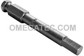 AN-8MM 7/16'' Apex Brand Socket Head (Hex-Allen) Power Drive Bits, Metric