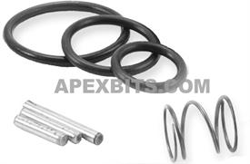 WSK-F-REPL Apex WSK Series Wobble Socket Adapter Spare Parts Kit