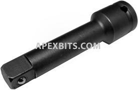 EX-508-B-4 Apex 1/2'' Square Drive Extension