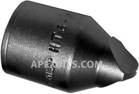 HTS-4A Apex #4 Hi-Torque Insert Bit, 3/8'' Square Drive