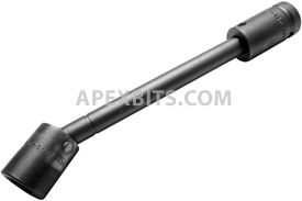 KH-8-17M-6 Apex 17mm Metric Universal Extension Wrench, 1/2'' Square Drive