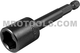 M6N-0814-3 Apex 7/16'' Magnetic Nutsetter, 1/4'' Power Drive