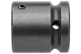 RP-520 Apex 5/8'' Square Drive Bit Holder Adapter, With Spring Pin Retainer