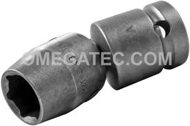 SA-218 Apex 1/2'' Universal Wrench, 1/2'' Square Drive
