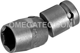 SA-58-16M Apex 16mm Metric Universal Wrench, 1/2'' Square Drive
