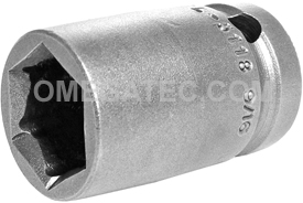 SF-5118 Apex 1/2'' Surface Drive Standard Socket, 1/2'' Square Drive