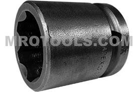 SF-5130 Apex 1/2'' Surface Drive Standard Socket, 1/2'' Square Drive