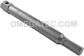 SZ-14-A-4 7/16'' Apex Brand Socket Head (Hex-Allen) Bits Only
