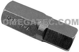 APEX SZ-17-A 1/2'' Socket Head Bits, 3/8'' Drive
