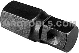 APEX SZ-18-A 9/16'' Socket Head Bits, 3/8'' Drive