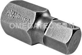 APEX SZ-19-A 5/8'' Socket Head Bits, 3/8'' Drive