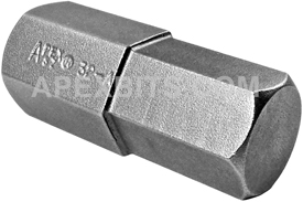 APEX SZ-32-A 9/16'' Socket Head Bits, 1/2'' Drive