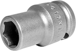 APEX 10MM43 10mm Standard Impact Socket, Thin Wall, 3/8'' Square Drive