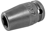 1107 Apex 7/32'' Standard Socket, 1/4'' Square Drive