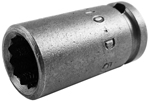 1110-D Apex 5/16'' 12-Point Standard Socket, 1/4'' Square Drive
