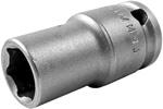 APEX 11MM43 11mm Standard Impact Socket, Thin Wall, 3/8'' Square Drive