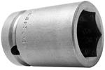 APEX 24MM47 24mm Standard Impact Socket, Thin Wall, 3/4'' Square Drive