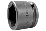 APEX 3028 7/8'' Short Impact Socket, 3/8'' Square Drive
