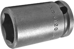 3120 Apex 5/8'' Standard Socket, 3/8'' Square Drive