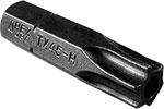 480-TX-45-H Apex 5/16'' Torx Hex Insert Bits, Tamper Resistant