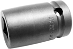 5614 Apex 7/16'' Standard Socket, For Single Square Nuts, 1/2'' Square Drive