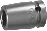 APEX 6140 1 1/4'' Standard Impact Socket, 5/8'' Square Drive