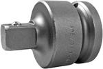 APEX EX-506-B Straight Adapter, 3/4'' Square Drive, Ball Lock