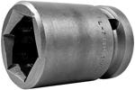 APEX FL-7130 15/16'' Standard Impact Socket, Fast Lead, 3/4'' Square Drive